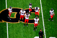COLLEGE FOOTBALL:  SEP 17 Gardner-Webb at Wake Forest