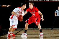 NCAA BASKETBALL:  FEB 09 Radford at Gardner-Webb