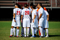 NCAA SOCCER:  SEP 01 Wofford vs. Gardner-Webb